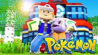 NEW SHINY POKEMON! (Minecraft Pokemon)