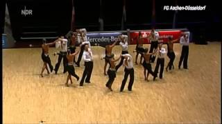 2014 World Championship FG TSZ Aachen / TD TSD Düsseldorf Rot-Weiß - Showstars
