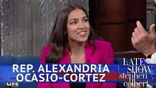 """Rep. Alexandria Ocasio-Cortez: """"We Can't Just Say, 'Is Miami Going To Exist In 50 Years?'"""""""