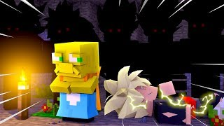Minecraft: DRAGON BALL 👊 - MINHA MORTE ! ‹ Ine ›