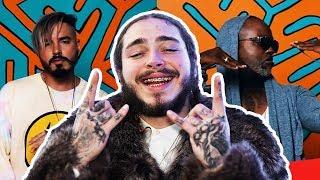 Post Malone Vs J Balvin - Rockstar Vs Mi Gente (Djs from Mars x Rudeejay & Da Brozz Bootleg)