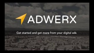 Webinar | Getting Started with Adwerx