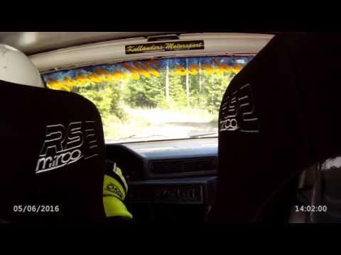 Klappjakten 2016 SS3 Jimmy Kullander/Daniel Suvala Grp F
