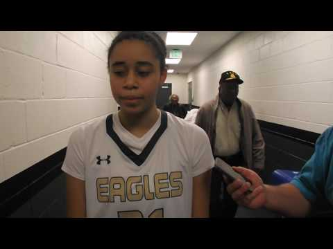 Indian Creek vs. Garrison Forest IAAM C Conference Championship - Christina McPhail Post Game