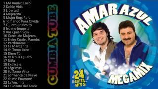 Amar Azul - Megamix Enganchados