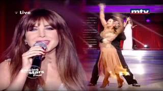 Nancy Ajram - Ya Ghali Dancing With The Stars 2013