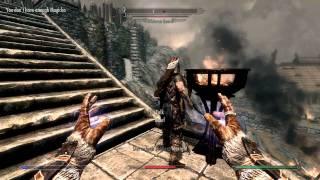 Elder Scrolls V: Skyrim Walkthrough in 1080p, Part 43: Whiterun Surrenders (PC Gameplay)