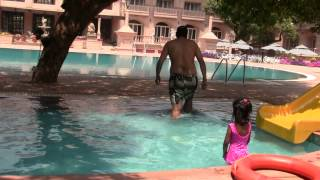 28th March'12  Morning Aalia Swimming Part 3