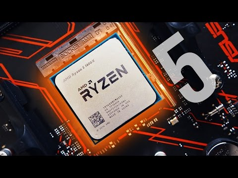 Forget the Intel i5 Buy a RYZEN 5