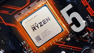 Forget the Intel i5 ... Buy a RYZEN 5!!