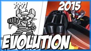 Evolution of ROCKET PUNCH (1991-2015) | ロケットパンチ | SRW