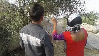 બે પ્રેમીઓ જંગલમાં એકલા પકડતા બીજા છોકરાઓએ કેવી કરી હાલત Gujarati Lover Comedy Video