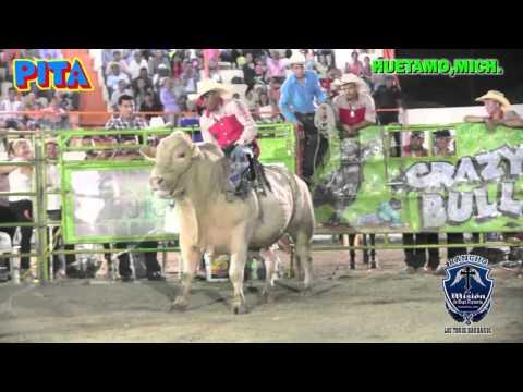 Huetamo Mich.2015.Los Toros Barbaros De Rancho La Mision Vs.Seleccion Nayarita