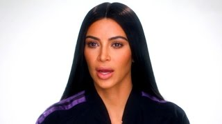 Kim Kardashian West Tells All About Parisian Gunpoint Robbery on