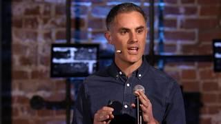 Using AI to Map Language | Dan Buczaczer | TEDxVeniceBeach