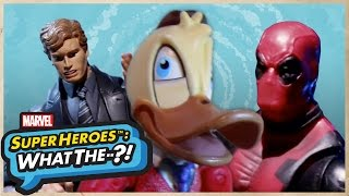Marvel Super Heroes: What The--?! - Howard the Duck's Silver Anniversary!