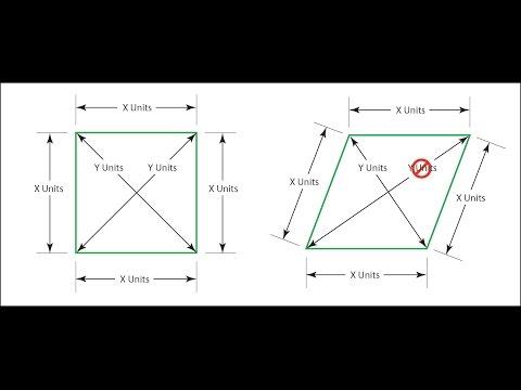 how to find quadrilator.area of irregular shape urdu hindi