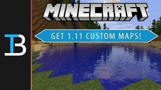 How To Download & Install Custom Maps In Minecraft 1.11
