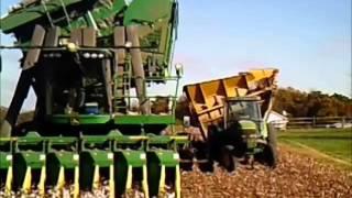 A L Baucom Family Farm 2013 Cotton Harvest