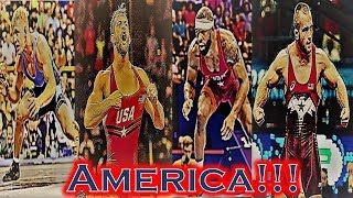 Dake, Taylor, Burroughs, Snyder, and Team USA Hype Video