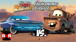 Mater VS Ramone - Cars: Lightning League - iOS / Android Gameplay