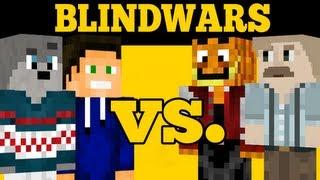 BLINDWARS : Spannung pur! Suprime,Phipha vs. HerrBergmann,Paluten | Minecraft