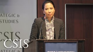 Global Leaders Forum: Rini Soemarno, Minister for State-Owned Enterprises of Indonesia