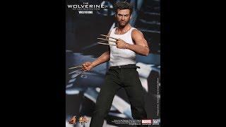 Hot toys Logan Wolverine X-men Origins