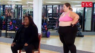 Jenzi's Back To Shake Up Whitney's Dance Team   My Big Fat Fabulous Life