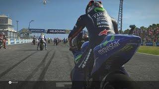 MotoGP 17 Gameplay: Fighting Marquez for the Win!