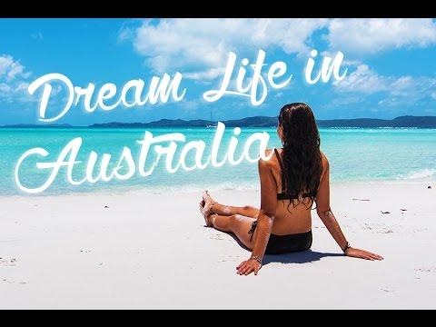 Dream Life In Australia Amazing Roadtrip East Coast Travel Video Lovers Travelers