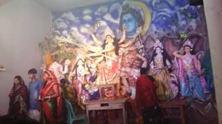 Durga Puja - 2016 Tora Karmokar Bari, Manikganj.