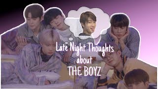THE BOYZ Moments that Keep me up at Night 더보이즈