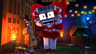 A Evil Circus Baby Comes To Visit?! (Minecraft Fnaf Roleplay)
