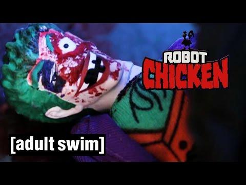 The Best of The Joker Robot Chicken Adult Swim