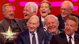 The BEST of Sirs & Dames On The Graham Norton Show Part One