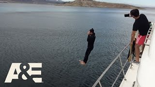 Criss Angel: Trick'd Up - A Day Off with Criss Angel | A&E