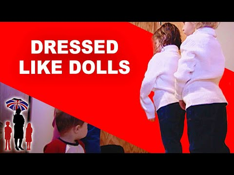 Supernanny Kids Not Allowed to Choose Their Clothes