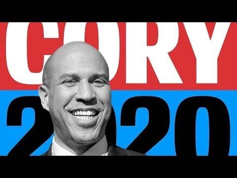 Cory Booker Announces 2020 Presidential Campaign