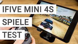 FNF iFive Mini 4S Spiele & Benchmark Test: Erstaunliche Leistung für 82€   Deutsch