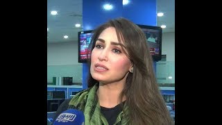 Reema Khan also grieved over the poor performance of the police Kasur incident