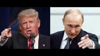 ترامب ينقلب على صديقه بوتين ويطالبه بسحب قواته من شبه جزيرة القرم..شاهد الرد الروسي-تفاصيل