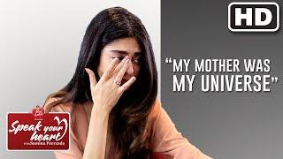 Noor Khan Breaks Down Remembering Her Mother On Speak Your Heart With Samina Peerzada
