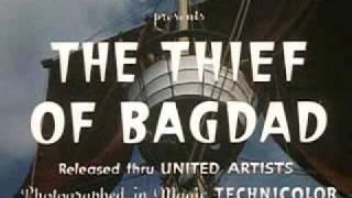 Trailer - The Thief Of Bagdad [MgM] - (IgorFilmesTrailers)