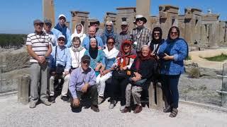 Iran Dag 3 Shiraz - Persopolis - Pasargadae - Shiraz