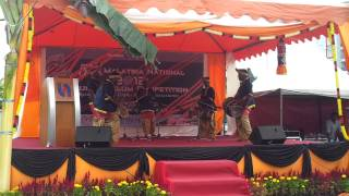 MASANA KALI SPECIAL GUEST OF 5TH NATIONAL URUMEE COMPETITION 2012