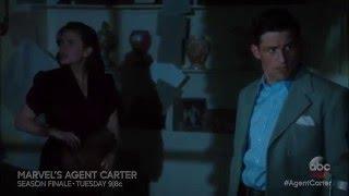 I Don't Speak Megalomaniac - Marvel's Agent Carter Season 2, Ep. 10