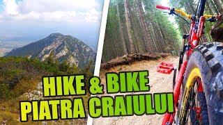 HIKE AND BIKE  - PIATRA CRAIULUI