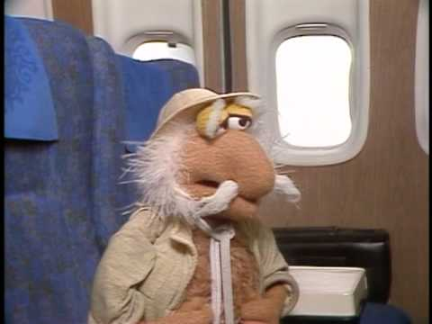 Airplane - The Adventures of Traveling Matt - Fraggle Rock - The Jim Henson Company