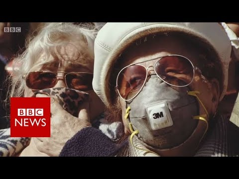Russia's dirty secret - BBC News